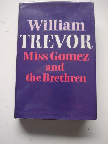 9780370014609: Miss Gomez and the Brethren