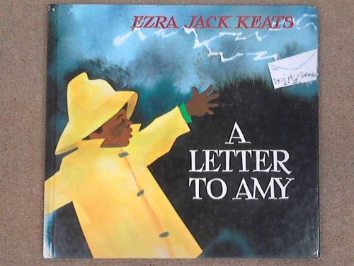 9780370015101: A Letter to Amy