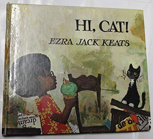 9780370015460: Hi, Cat!