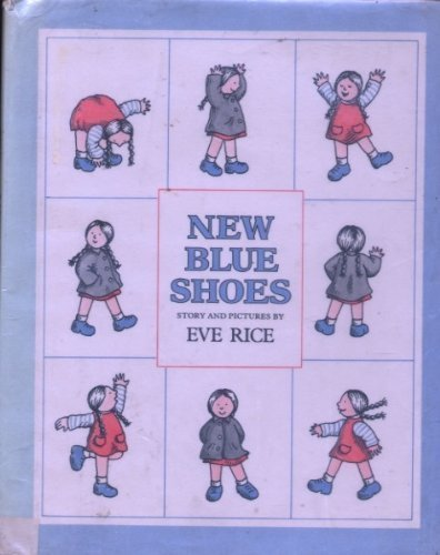 New Blue Shoes: RICE, EVE