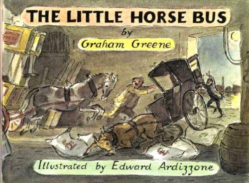 9780370020228: The little horse bus