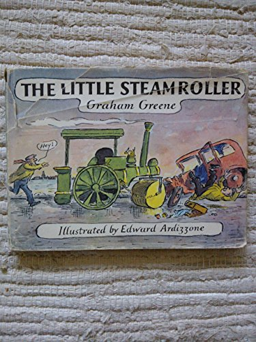 9780370020235: The Little Steamroller