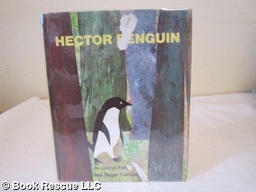 9780370020273: Hector Penguin