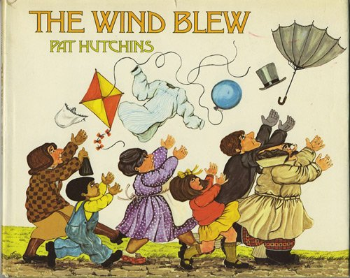 9780370020310: The Wind Blew