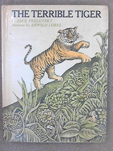 9780370020495: The terrible tiger