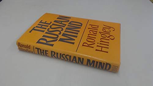 The Russian Mind (9780370104676) by Ronald Hingley