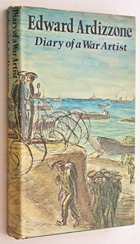 9780370104980: Diary of a War Artist