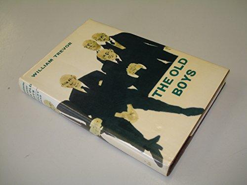 The Old Boys: William Trevor