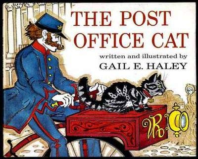 9780370107585: The Post Office Cat