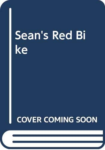 9780370107813: Sean's Red Bike