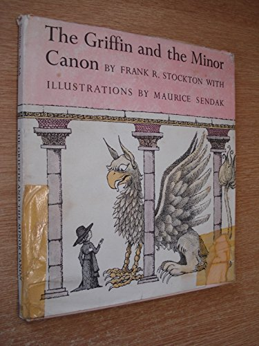 9780370107851: The Griffin and the Minor Canon