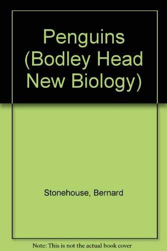9780370108568: Penguins (Bodley Head New Biology)
