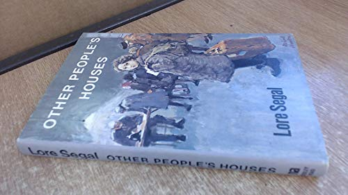 9780370109176: Other People's Houses (A book for new adults)