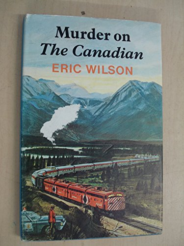 9780370110134: murder on the canadian