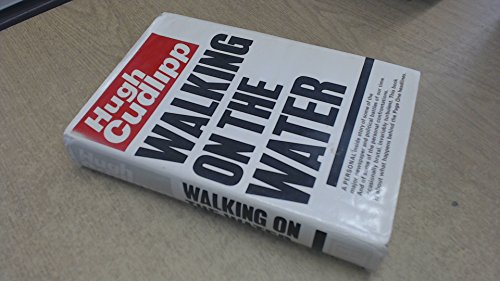 9780370113135: Walking on the Water: Autobiography