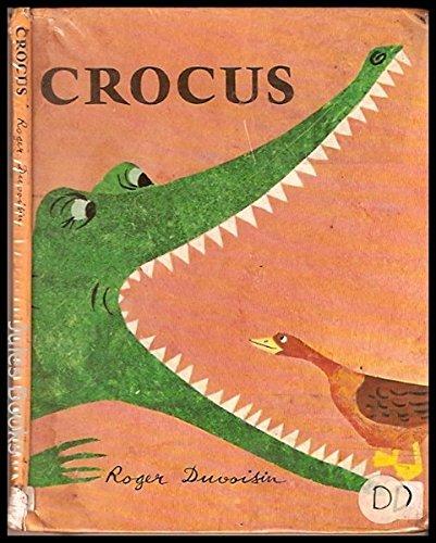 9780370300016: Crocus