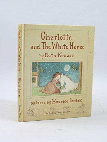 9780370300122: Charlotte and the White Horse