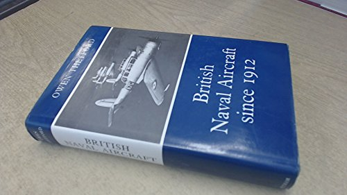 9780370300214: British naval aircraft since 1912