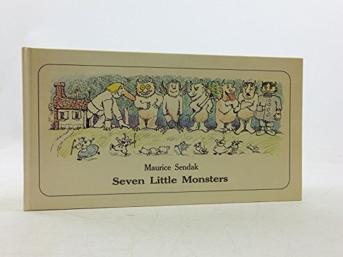 9780370300245: Seven Little Monsters