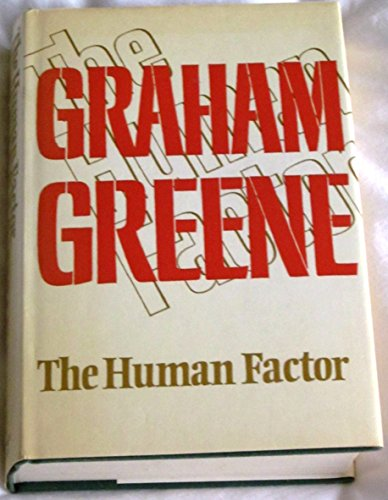 9780370300436: The Human Factor