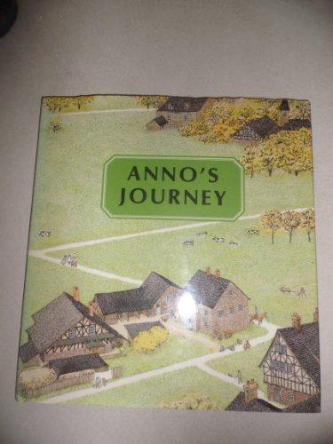 9780370300948: Anno's Journey