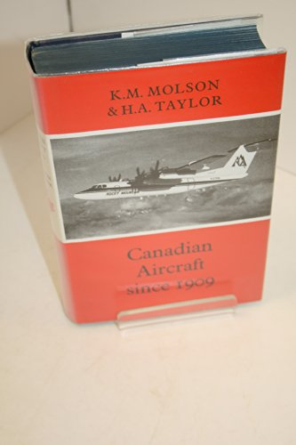 9780370300955: Canadian Aircraft Since 1909