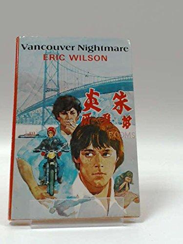 9780370301211: Vancouver Nightmare (Tom Austen Mysteries #2)
