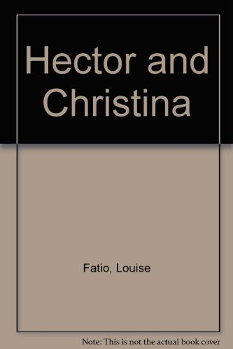 9780370301280: Hector and Christina