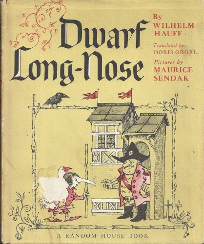 9780370301488: Dwarf Long-nose