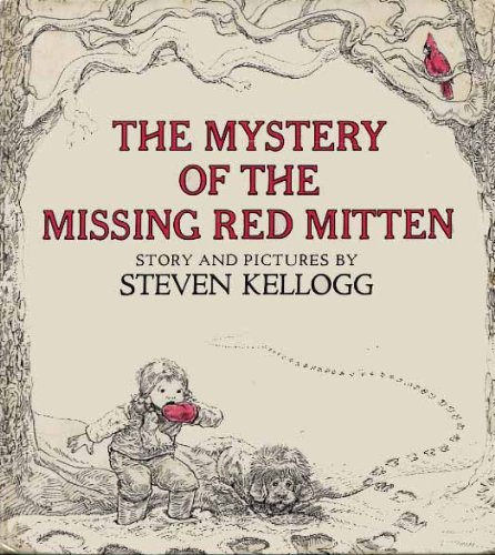9780370301815: The Mystery of the Missing Red Mitten