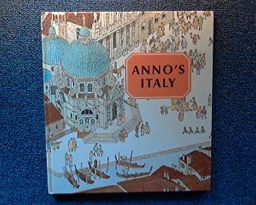 9780370302140: Anno's Italy