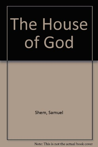 9780370302225: The House Of God