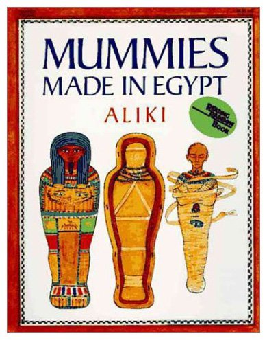 9780370303222: Mummies Made in Egypt