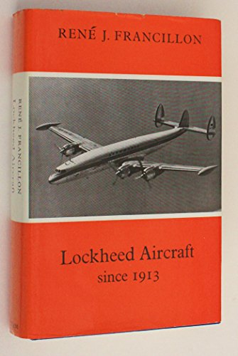 9780370303291: Lockheed Aircraft Since 1913