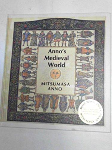 9780370303536: Anno's Mediaeval world