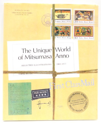 9780370303642: The Unique World of Mitsumasa Anno: Selected Illustrations 1968-1977
