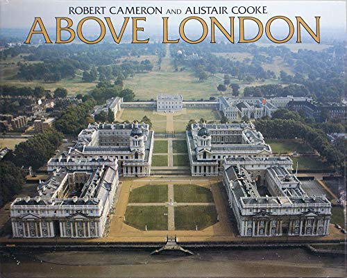 9780370303680: Above London: Collection of Aerial Photographs in Colour