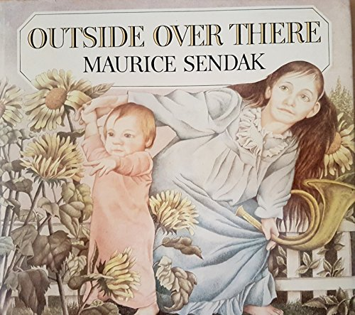 9780370304038: OUTSIDE OVER THERE. [Hardcover]