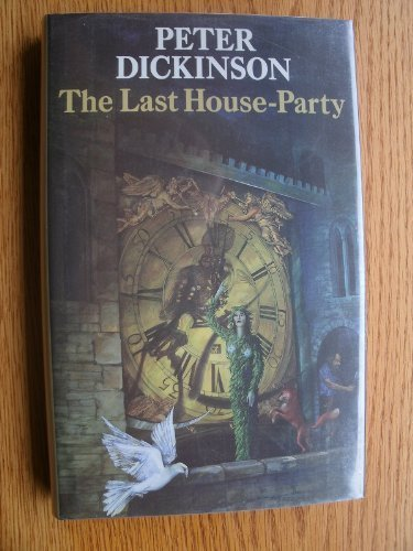 9780370304779: The Last House Party