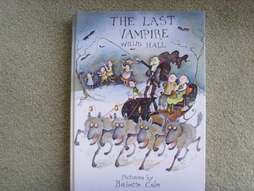 9780370305035: The Last Vampire
