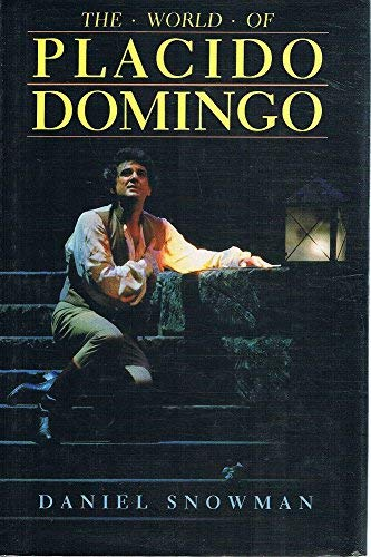 9780370305226: The world of Placido Domingo