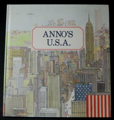 9780370305707: Anno's U. S. A. (Japanese text)