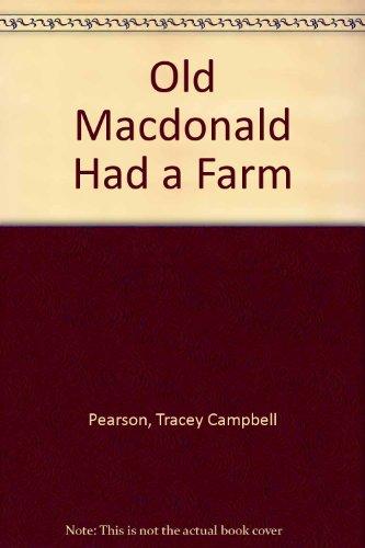 9780370306018: old macDonald had a farm