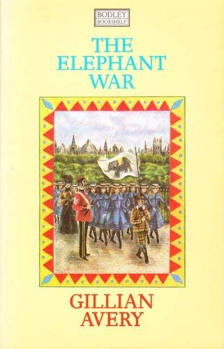 9780370306230: The elephant war