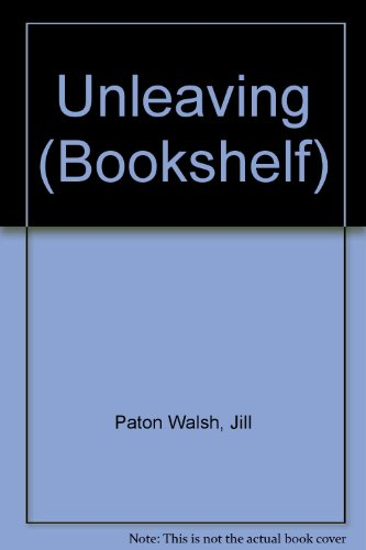 9780370306292: Unleaving (Bookshelf)