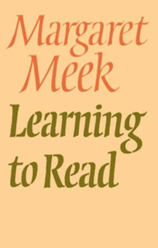 9780370307220: Learning To Read