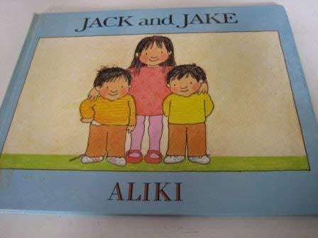 9780370307275: Jack and Jake