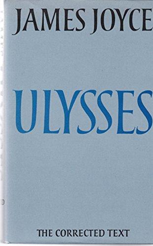 Ulysses: Corrected Text: Joyce, James