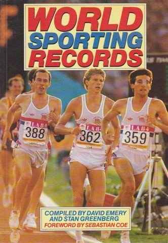 World Sporting Records: The Bodley Head