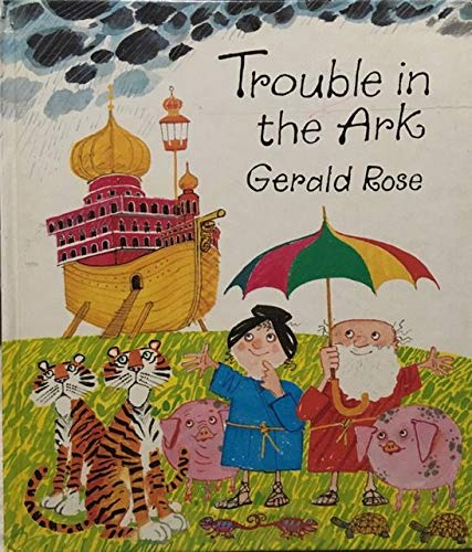 9780370308333: TROUBLE IN THE ARK